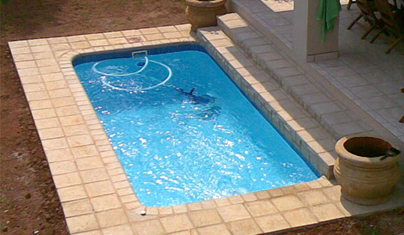 Swimming pools range bluetec for Swimmingpool 3m